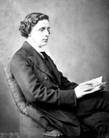 Lewis Carroll, profesor de matemáticas